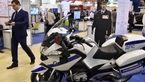 شمارهگذاری نخستین موتورسیکلت برقی کشور در پلیس اصفهان