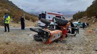 یک کشته بر اثر سانحه رانندگی در دالاهو