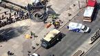حمله مرگبار با کامیون به مردم این بار در کانادا + عکس