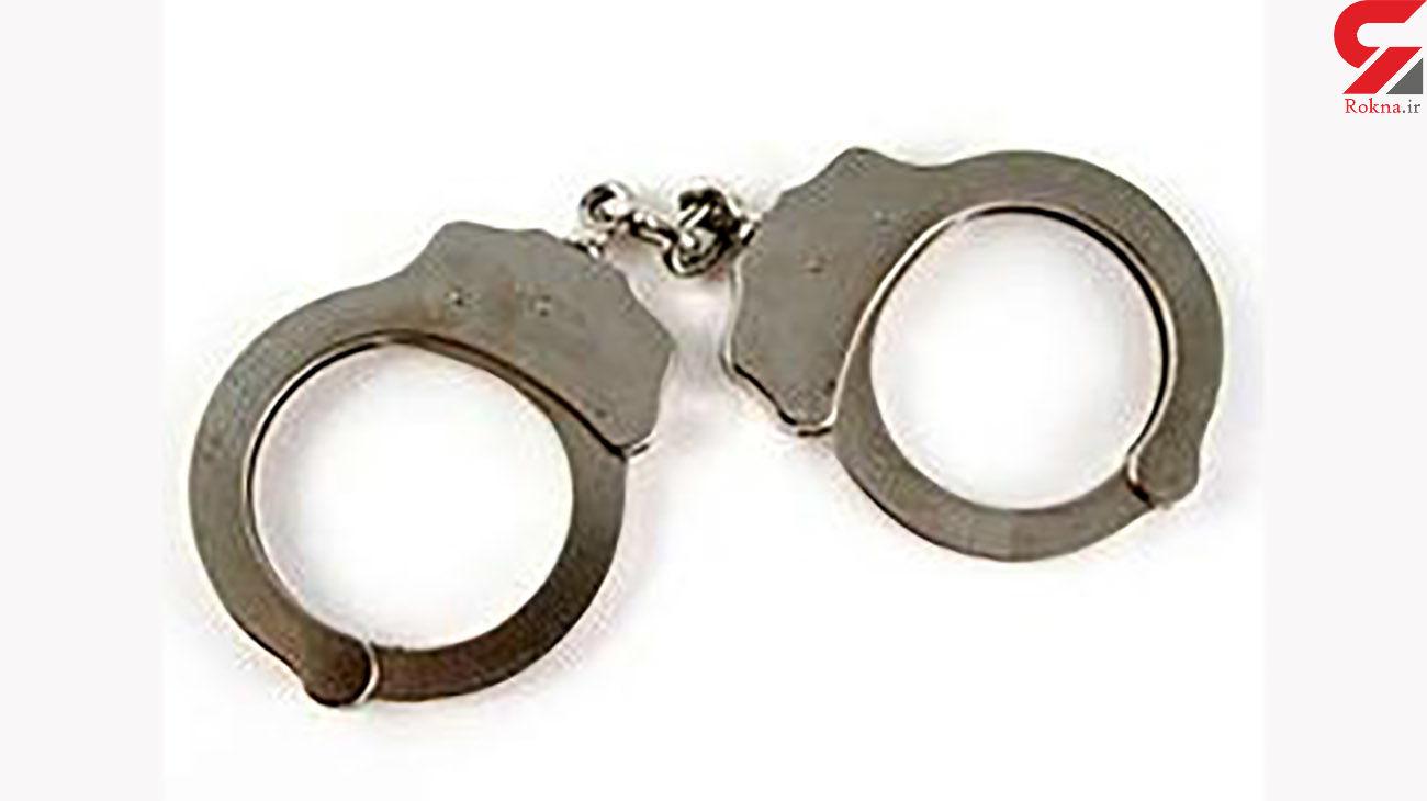دستگیری قاچاقچی کالا در پاوه