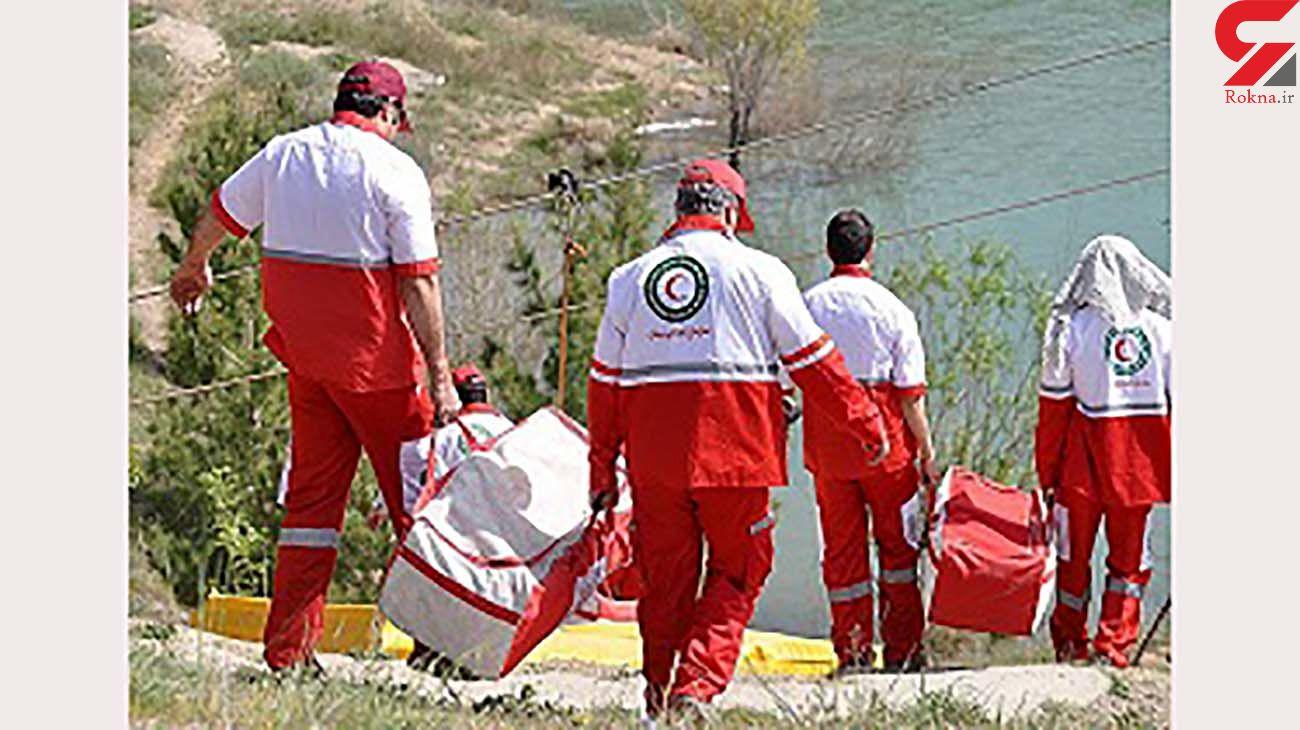 مرگ دلخراش 2 پسرعمو در زرینه رود بوکان