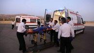 انتقال 5 مصدوم و بیمار از زائران اربعین حسینى از ایلام به گیلان