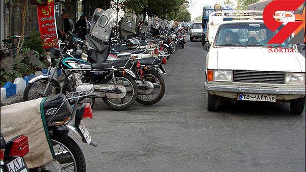 تمدید مهلت ثبت نام آرم طرح ترافیک موتورسیکلتها