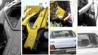 ۳ کشته و ۲ مصدوم بر اثر تصادف در محور کامیاران-کرمانشاه