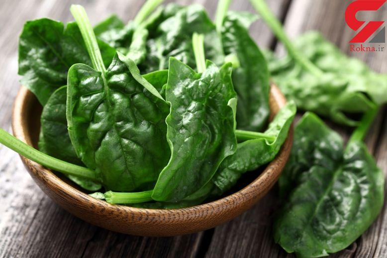 بوتاکس خانگی با این سبزی پر خواص+دستور تهیه بوتاکس طبیعی