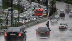 مدیریت در اولین ترافیک تهران در سال 97 / خیابان قفل شده نداشتیم