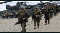 مانور نظامی آمریکا در خاک کویت آغاز شد
