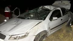 یک کشته و 5 مجروح حاصل واژگونی رانا