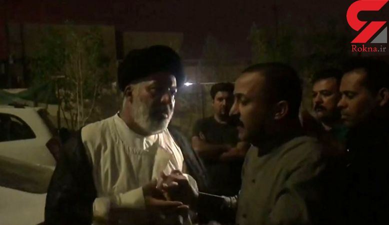 ماجرای فیلم منتشر شده از دستگیری روحانی ایرانی توسط نیروهای عراق چیست؟
