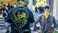 حضور گسترده «پسران مغرور» در اعتراض به تقلب انتخاباتی در امریکا + عکس