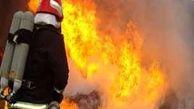نشت گاز خانه مسکونی را به آتش کشید / در بندرعباس رخ داد
