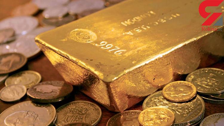 قیمت جهانی طلا امروز سه شنبه ۵ فروردین