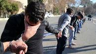 انهدام باند سارقان کابل های مخابراتی در فارس