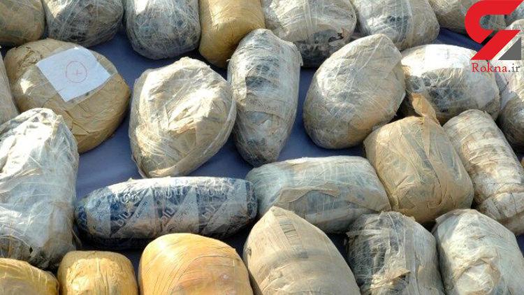 بیش از ۱.۲ تن مواد افیونی در سیستان و بلوچستان کشف شد