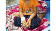 شکنجه های تلخ  دختر 4 ساله توسط عموی جوانش در شادگان +عکس