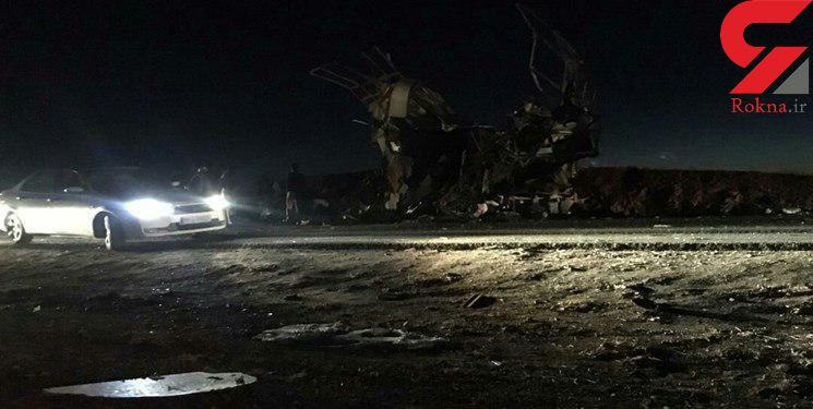 داعشی های ایران مسئولیت حمله تروریستی زاهدان را بر عهده گرفتند + تصویر