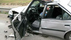 4 کشته با تصادف 2  پژو 405 در زابل