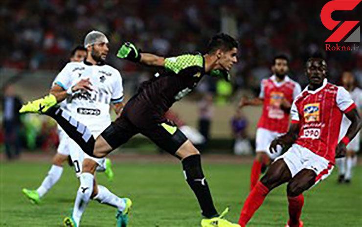 رقابت پیکان و پرسپولیس برای دومی در لیگ برتر