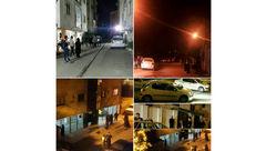 عکس و جزئیات زلزله 4.7 ریشتری در مازندران