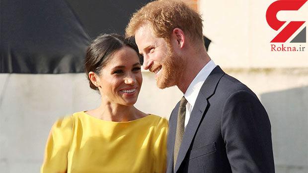 عروس خاندان سلطنتی قبل از جشن باشکوه پرنس انگلیس مادر شده بود   + عکس