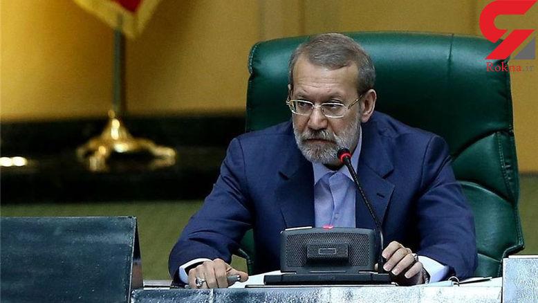 لاریجانی با هشدار شدید به آمریکا و متحدانش: زمانه اقدامات وحشیانه گذشته است