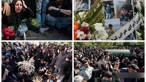 اهورا خوابید؛ بدون لالایی و قصه/ محاکمه یک «مادر» در سینهی قبرستان +فیلم و عکس