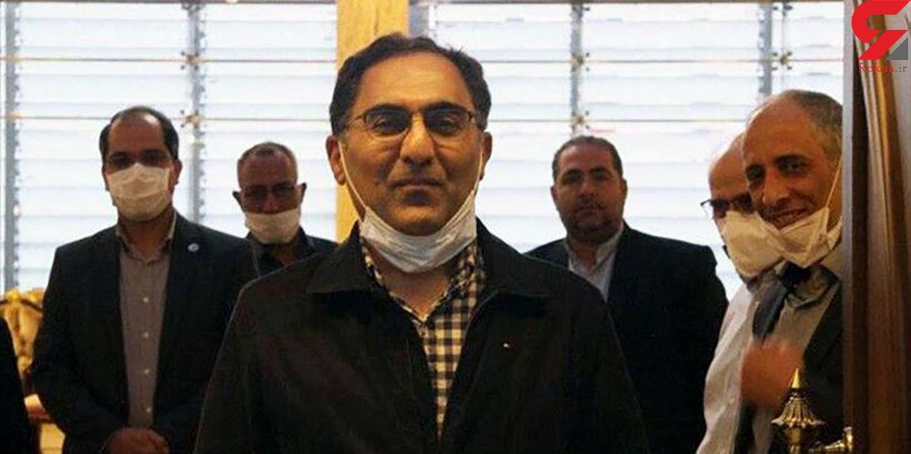 فیلم بازگشت سیروس عسگری از زندان امریکا به ایران + فیلم