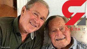 جورج بوش پدر در تاریخ آمریکا رکورد زد