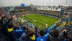 فقط برای تمرین این تیم 45 هزار هوادار به استادیوم رفتند+تصاویر