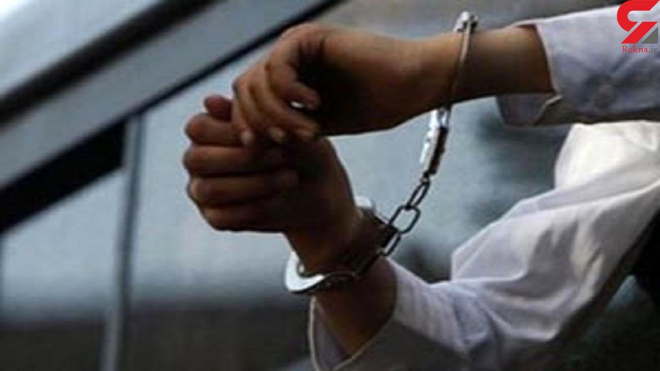 عملیات ضربتی پلیس برای دستگیری چاقوکش بابل