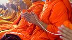 ماموریت تا مرگ یک راهب در معبد متروکه 700 ساله! + عکس