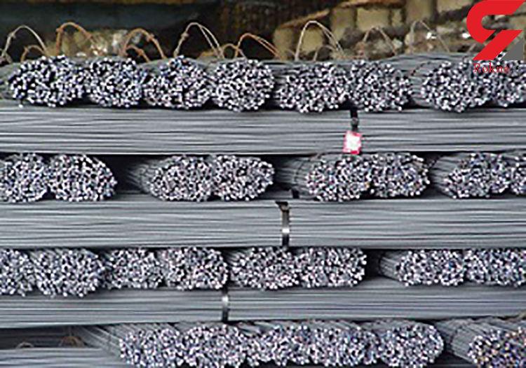توقیف کامیونهای حامل ۹۵ تن آهن قاچاق در پایانه مرزی چذابه