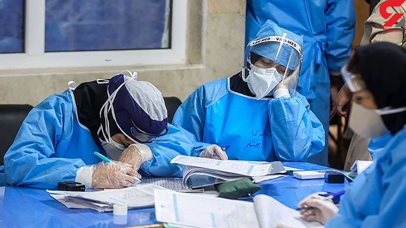 نامه آرشیدا  8 ساله به پزشکان و پرستاران کرونایی ها + عکس