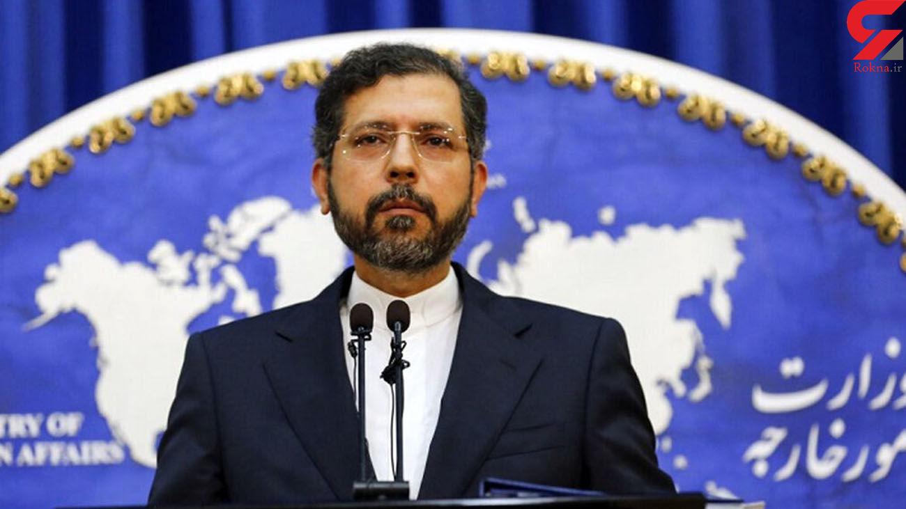 خطیبزاده: ایران حق پاسخ به تهدیدات رژیم صهیونیستی را برای خود محفوظ میدارد