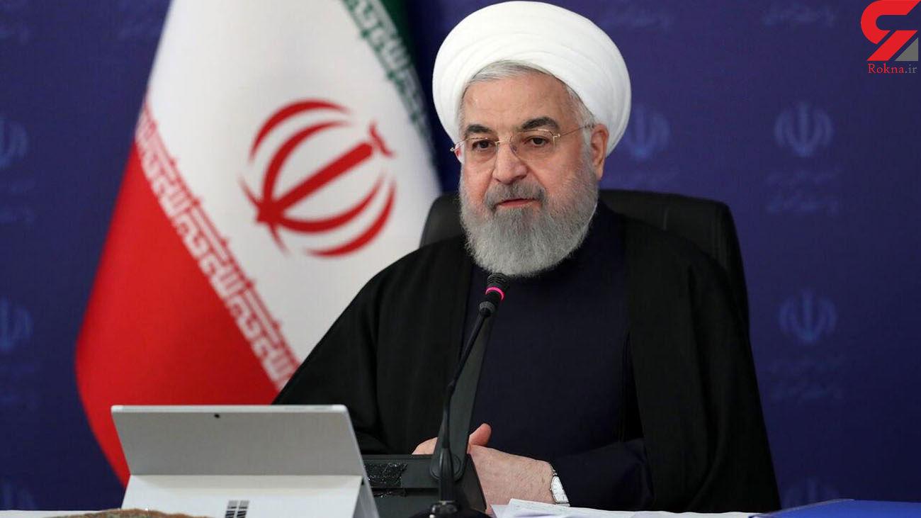 روحانی: جاسک به زودی بندر صادراتی مهم نفت کشور میشود