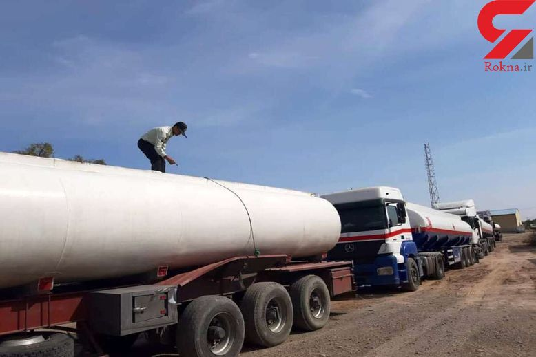کشف ۲۴ هزار لیتر سوخت قاچاق در آذربایجانغربی کشف