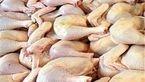 مرغ 3 هزار تومان گرانتر از قیمت مصوب