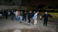 جمع آوری 60 معتاد متجاهر در شیراز