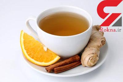 برای آب کردن چربی های شکم؛ نوشیدنی های زنجبیلی بنوشید!