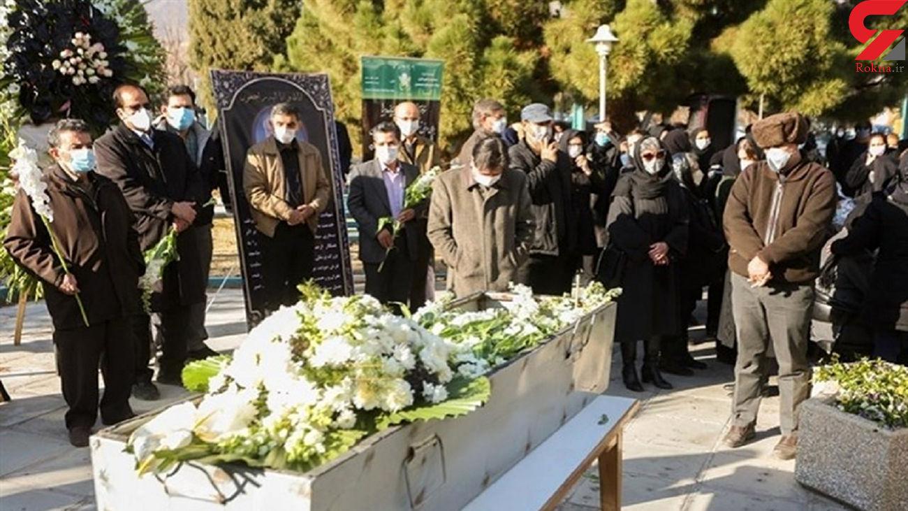 مرگ کرونایی مشهورترین متخصص ریه اصفهان