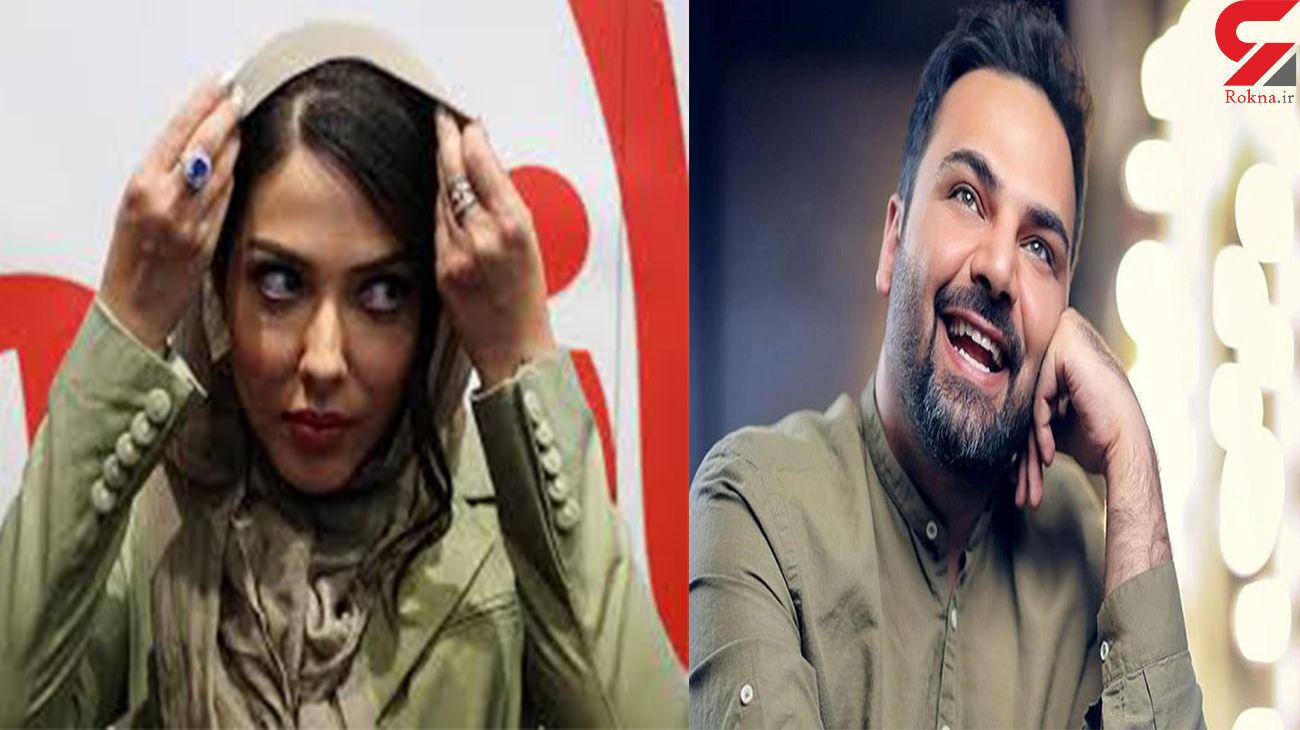 ازدواج جنجالی احسان علیخانی و لیلا اوتادی؟! + عکس ها