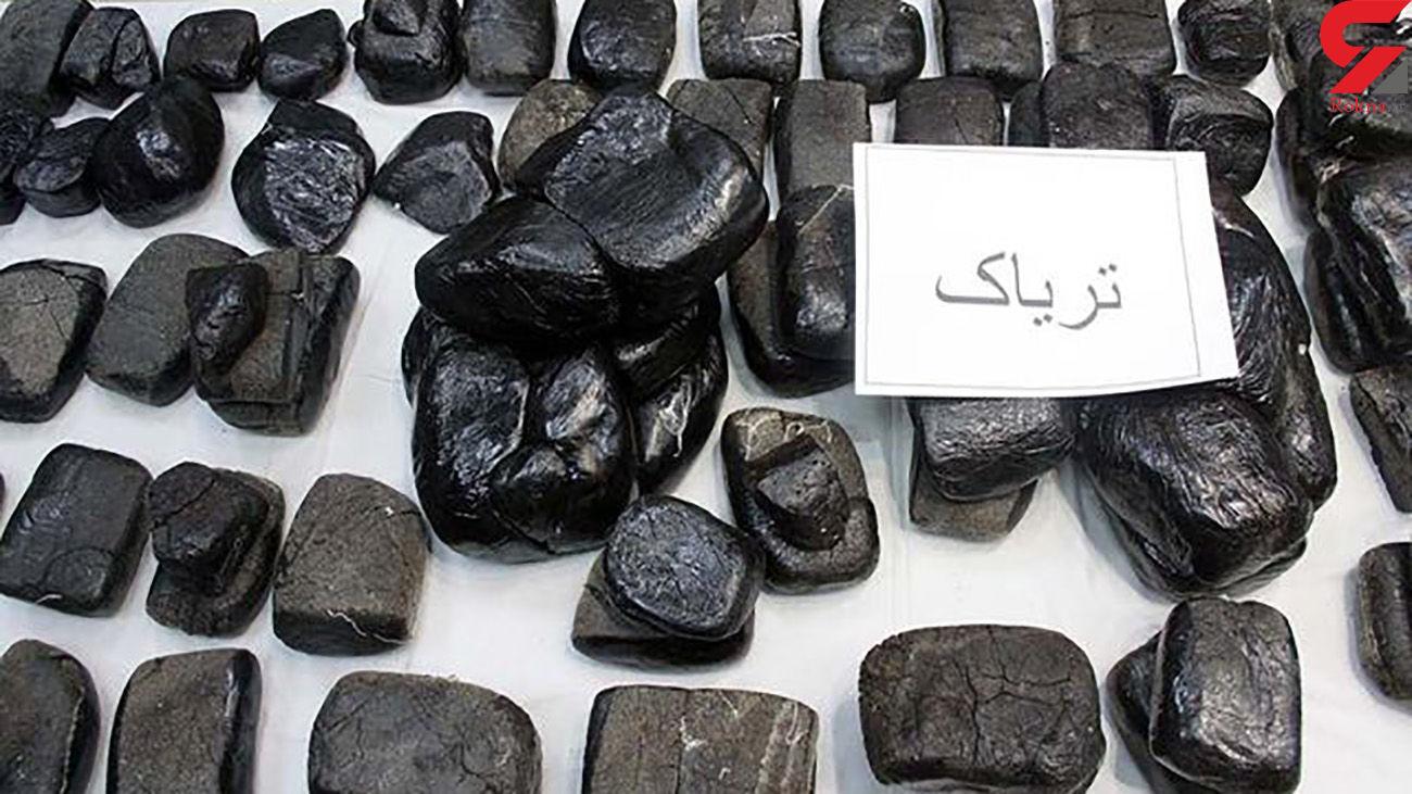فرجام بد قاچاقچی مواد مخدر / بازداشت در نی ریز