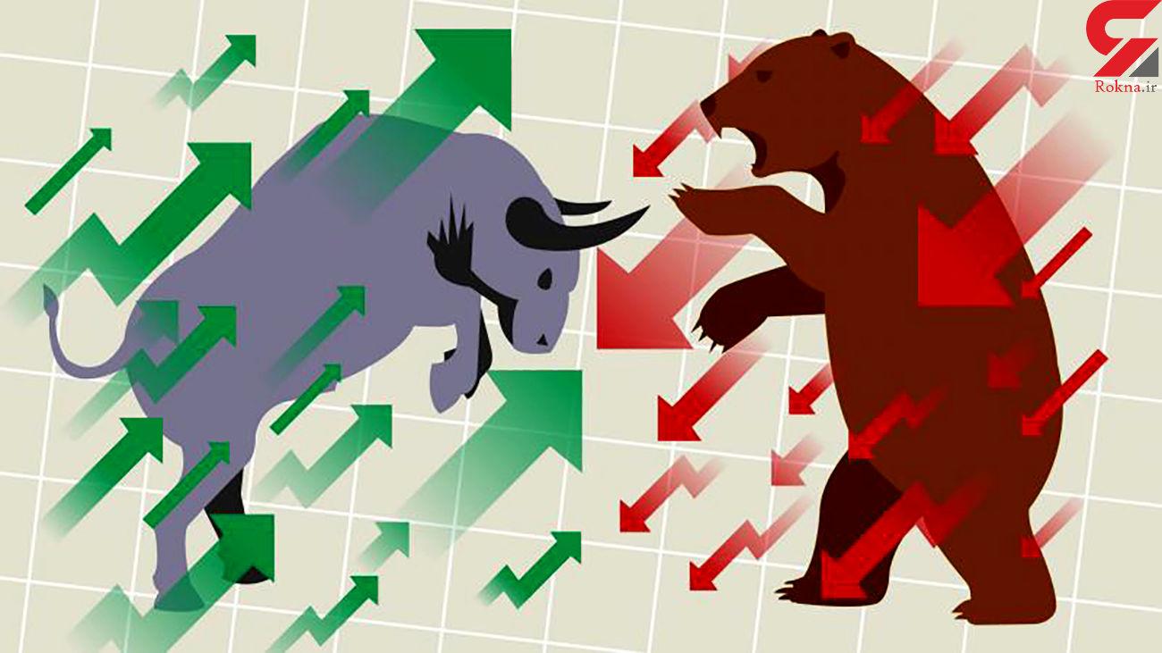 اسامی سهام شرکت های بورسی با بیشترین و کمترین سود امروز شنبه 2 اسفند