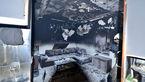 مرگ پیرمرد تنها در آتش سوزی زیرکوه+عکس