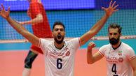 جدول لیگ ملتهای والیبال 2019؛ ایران با اقتدار بالاتر از غولهای والیبال