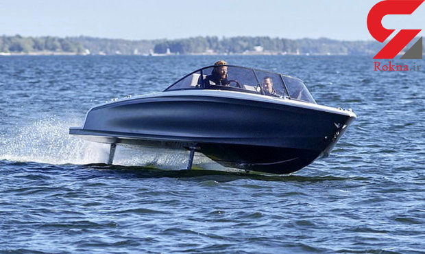 ساخت نخستین قایق تندرو جهان