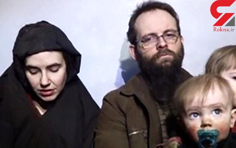 آزار شیطانی زن باردار در مقابل چشم شوهرش + عکس