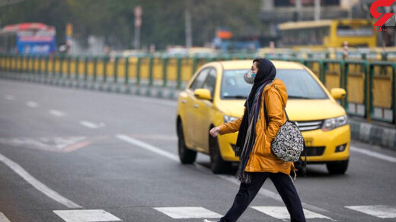 تفاوت عوارض مسمومیت ناشی از کرونا با آلودگی هوا در چیست؟