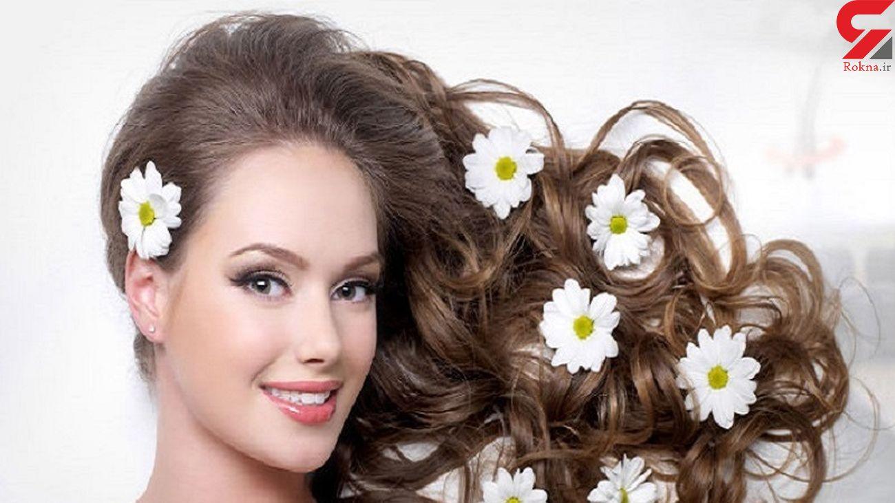 پرپشت کردن موها با 10 روش شگفت انگیز