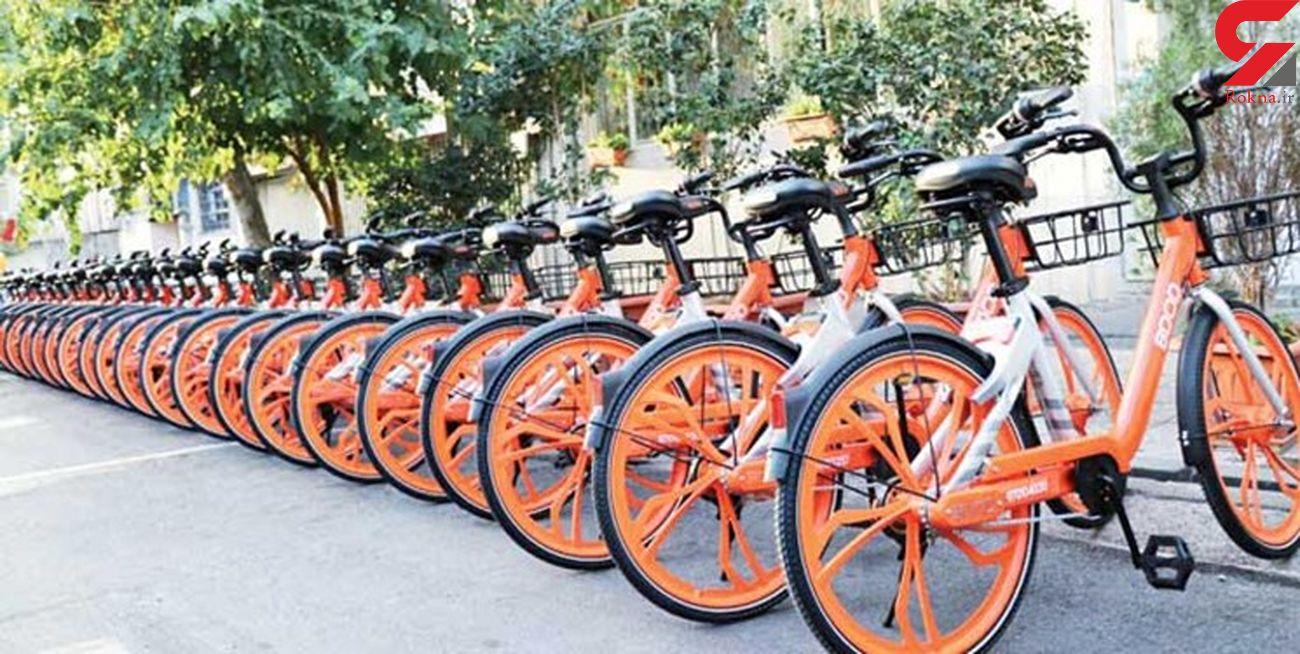 روند استفاده از دوچرخه در تهران رو به رشد